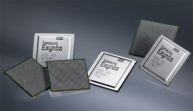 Samsung reportedly looking to engineer new ARMcompatible Exynos processor