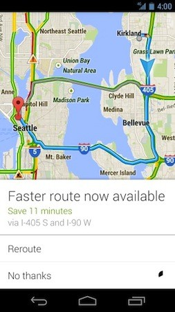 Revamped Google Maps for Android starts rolling out with new discovery, navigation tweaks