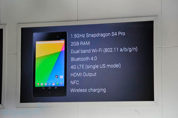 Google's new Nexus 7 refresh with LTE headed to AT&T, Verizon and TMobile