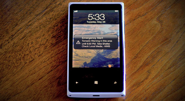 They have the technology US government shows iOS running on a Lumia 900