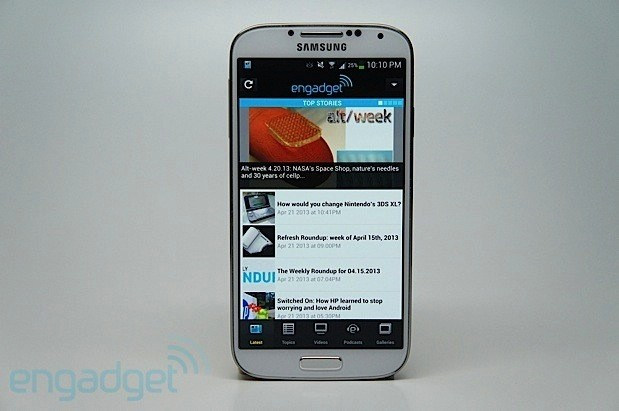 MetroPCS brings Galaxy S 4 to some markets for $549, full rollout due 'in the near future'