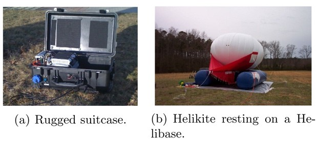 'Helikite' balloons can hoist emergency LTE network after natural disaster