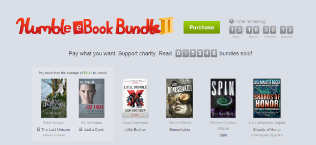 DNP Latest Humble ebook Bundle shakes bones, finds a geeky final unicorn