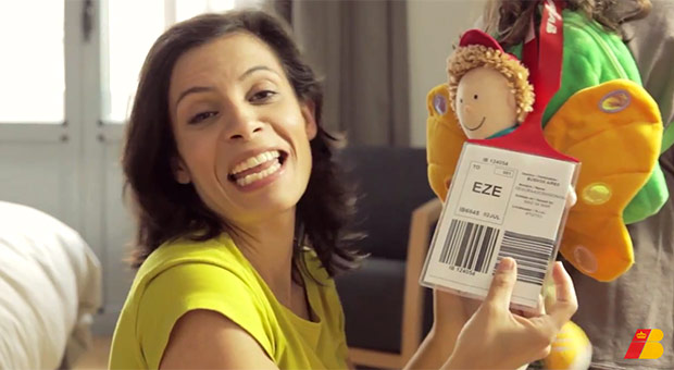 Iberia becomes the first airline to offer printathome luggage labels with MyBagTag