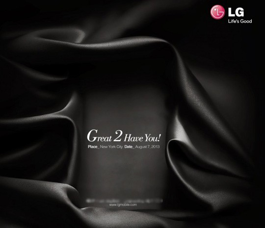 LG drops notsosubtle hints of a G2 launch at its August 7th event video