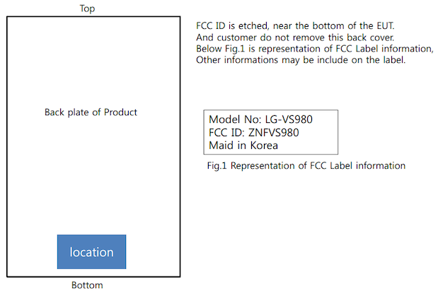 LG VS980 emerges on the FCC, could be the Optimus G Pro for Verizon