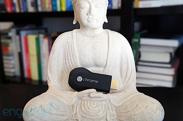 Meditate on Chromecast