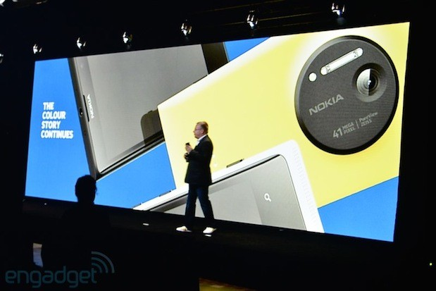 Nokia officially announces the Lumia 1020 41MP, 6