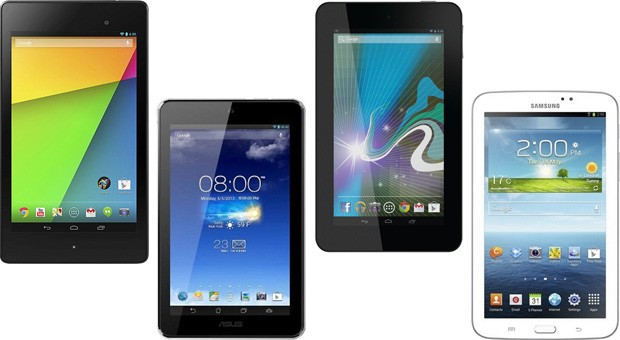 New Nexus 7 vs the competition battle of the budget 7inch tablets