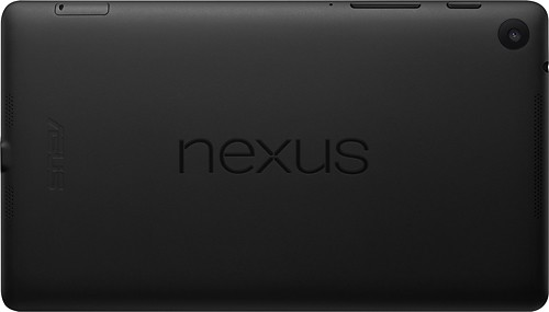The new Nexus 7 vs last year's model what's changed