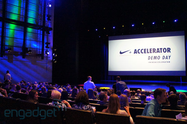 DNP Inside the Nike Accelerator Fueling the quantifiedself movement
