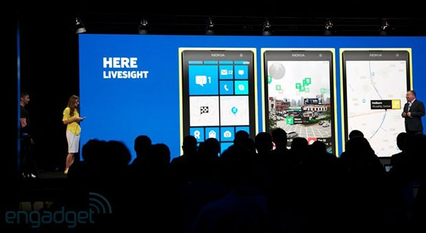 Nokia announces a new version of Here Maps with locationbased augmented reality