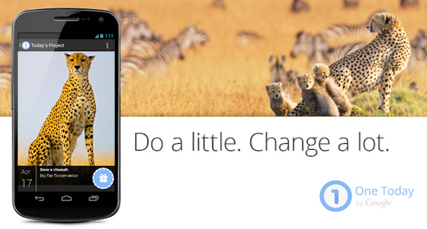 Google's One Today Android app now open to all USbased philanthropists