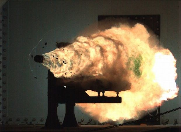 DNP Navy awards electromagnetic railgun manufacturing contract, proves we're living in the future