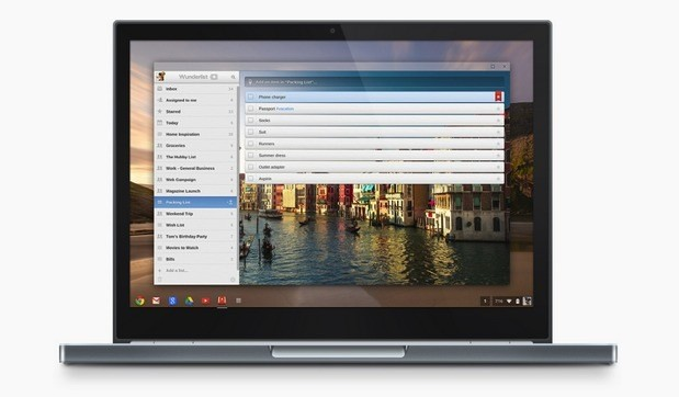 DNP Wunderlist for Chrome