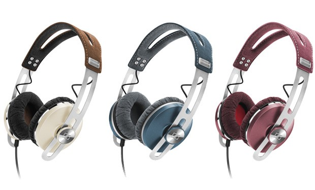 Sennheiser grows Momentum family with onear model, available in four colors