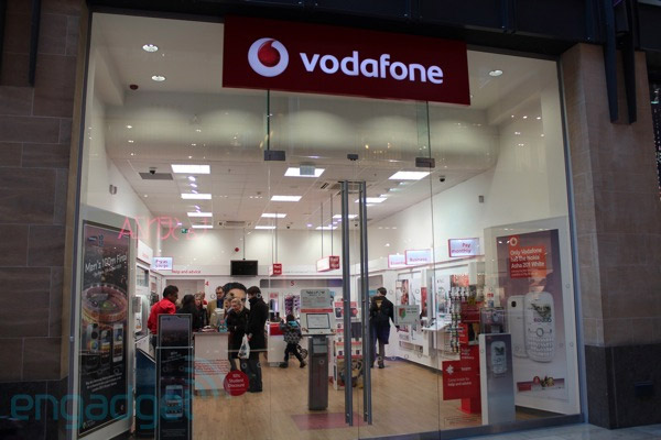 Vodafone UK adds unlimited talk, text and data to Red Freedom Freebee plans
