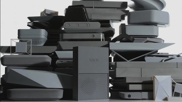 Microsoft dishes on Xbox One design, invokes Frank Lloyd Wright as an influence