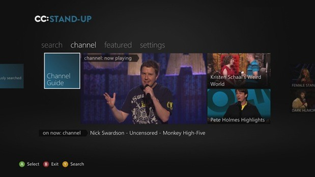 Xbox brings laughter for all ages with Comedy Central and Nickelodeon apps