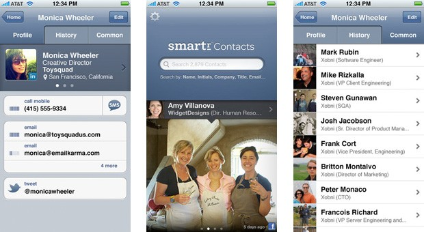 Yahoo acquires Xobni, aims for smarter contacts in its services