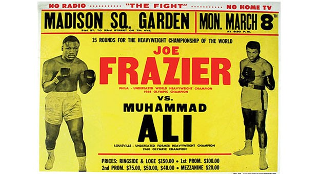 Ang Lee set to recreate classic boxing matchups like AliFrazier in 3D film