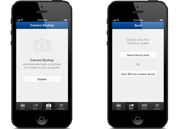 BitTorrent Sync now available for iOS