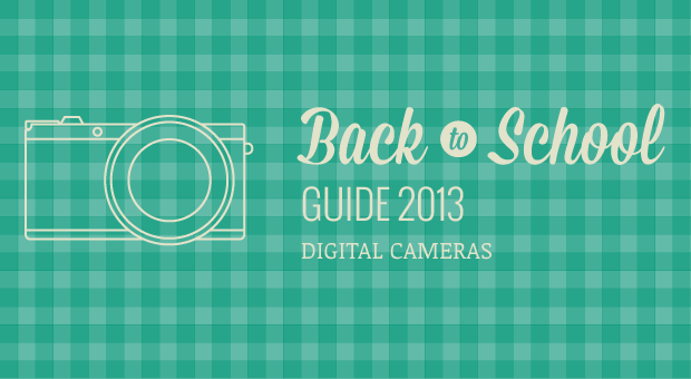 Engadget's back to school guide 2013: digital cameras