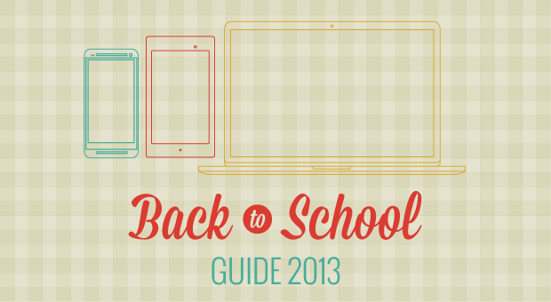 DNP  Engadget's back to school guide 2013