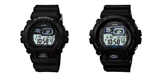 Casio's new GShock watches pack Bluetooth, music remote control