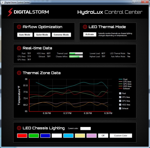 Digital Storm targets PC enthusiasts with exclusive HydroLux cooling solution