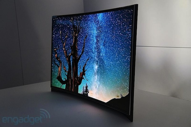 Samsung curved OLED TV and LG's smaller 4K TVs get big price cuts in Korea