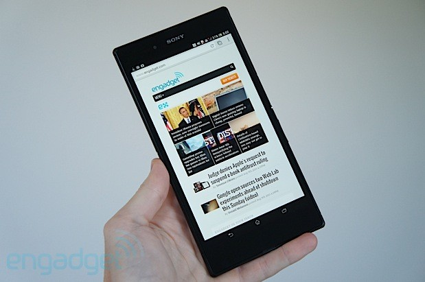 Sony Xperia Z Ultra review the best phone you'll probably never buy