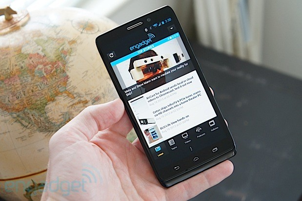 Motorola Droid Ultra review the phone that never needed to exist