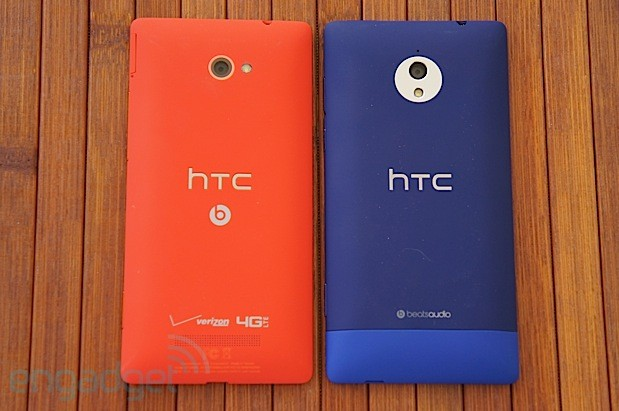 DNP HTC 8XT for Sprint what's different