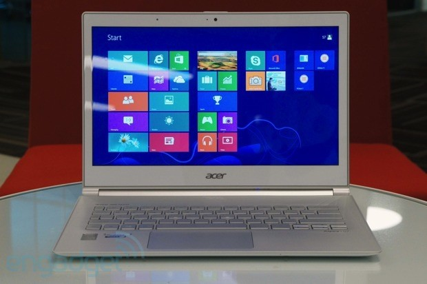DNP Acer Aspire S7392 review