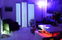 Lightscaping at home with Philips' Hue LightStrips and Bloom (hands-on video)