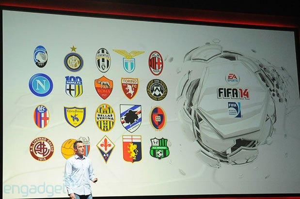 Start your FIFA 14 season on currentgen consoles and continue it easily when the next gen arrives