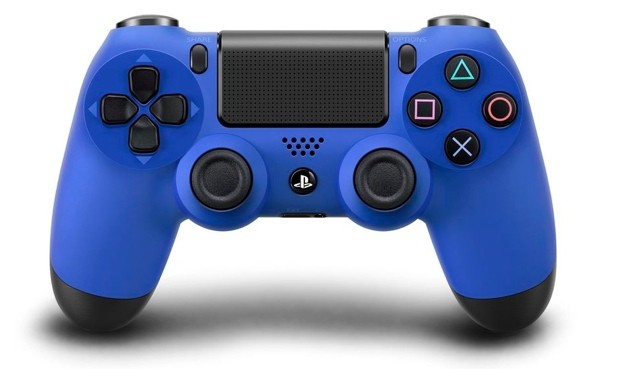 Sony's DualShock 4 coming in 'Magma Red' and 'Wave Blue' at launch in Europe, North America to follow later