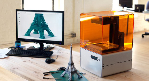 Formlabs debuts Mac software for Conformation 1 high-res 3D printer, adds mesh repair