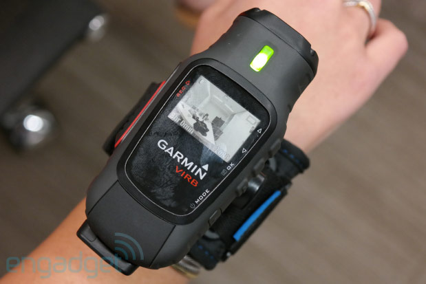 Garmin prepares for battle with sensorpacked VIRB action cam handson