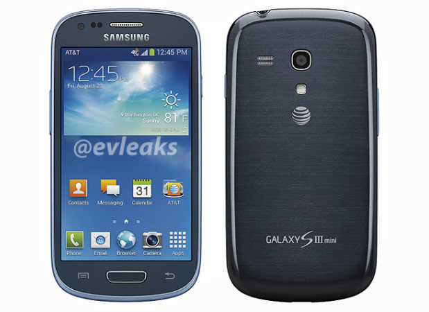 Galaxy S III mini expected at AT&T, for reasons unknown