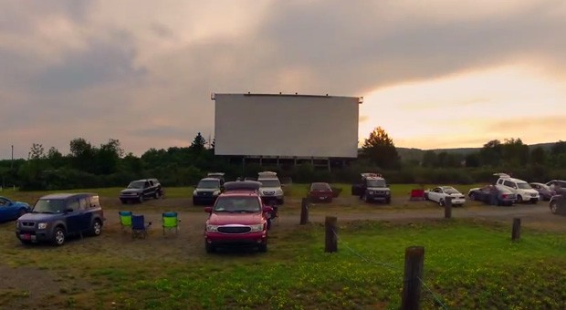 Honda intros Project DriveIn to save outdoor movies through digital projectors