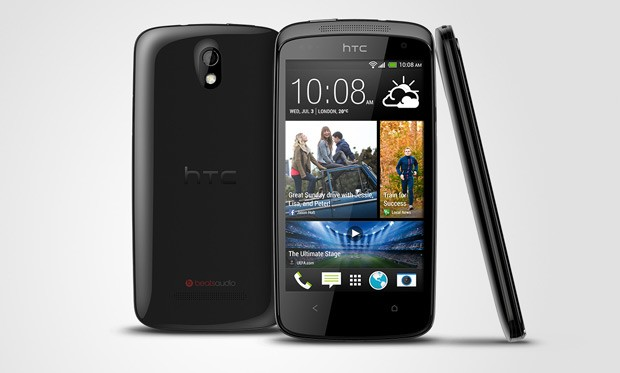 HTC Desire 500 coming to the UK this month