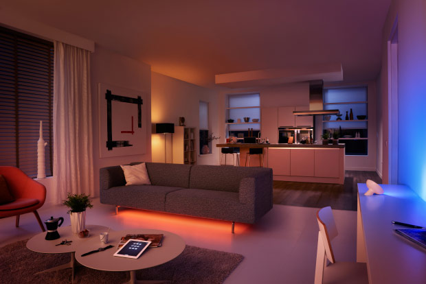 Philips grows Hue smartphonecontrolled lighting lineup with $80 LivingColors Bloom, $90 LightStrips