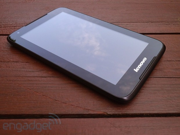DNP Lenovo IdeaTab A1000 review how important is audio quality in a budget tablet