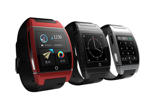inWatch One smartwatch has GSM connectivity and a heavily skinned version of Android