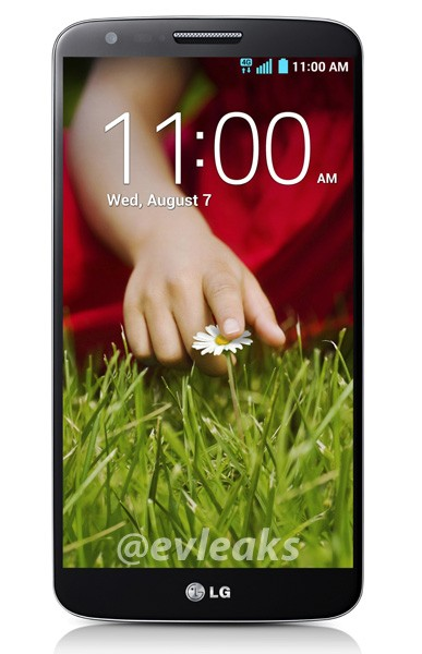 LG G2 breaks cover in leaked press photo ahead of official reveal updated