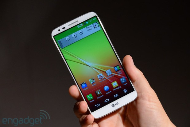LG G2 confirmed to arrive on Three and O2 in the UK