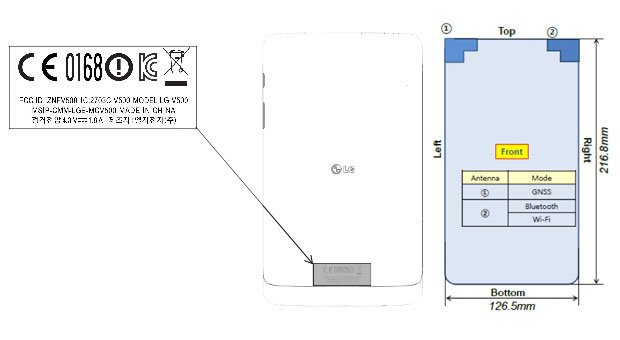 LG's 98inch dualband WiFi tablet alerts us to its existence at the FCC