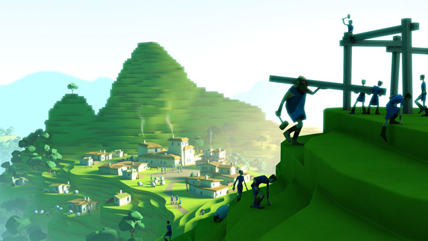 Let the god games begin 22cans' Godus beta available on Steam Early Access September 13th